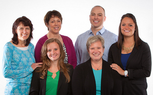 A picture of the SW Neighborhood Dentistry team.